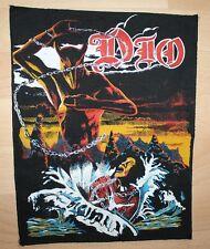 Dio , Holy Diver , Vintage Backpatch, rar, rare