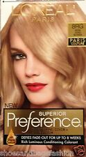 L'Oreal Superior Preference Paris Couture Hair Color 8RG Rose Gold Blonde NEW!
