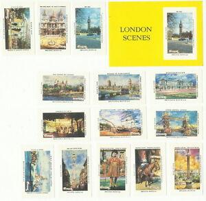 15-Soviet-Latvia-Matchbox-Labels-Export-Market-LONDON-SCENES-Britannia-Match-Ltd