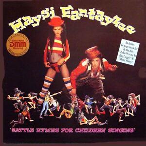 HAYSI-FANTAYZEE-Battle-Hymns-For-Children-GER-Press-LP