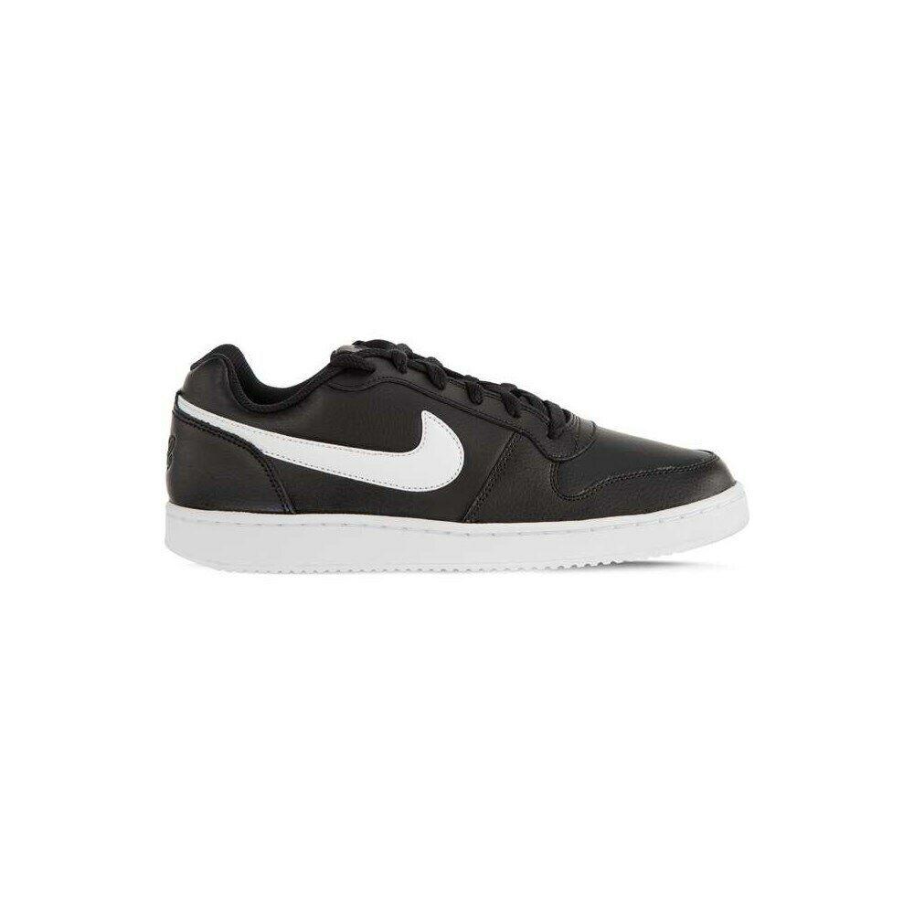 Nike Ebernon Low AQ1775002 schwarz halbschuhe