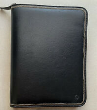 Franklin Covey Classic 7 Ring Simulated Leather Binder Full Zip Close 765140