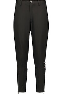 dritta Sz jersey nero L Yohji By Y stretch 3 Adidas Yamamoto gamba Pantalone a donna in 8wSqv6R