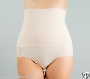 dc1d9f4a82aa5 Yummie Tummie by Heather Thomson Cameo High Waist Brief in Nude YT5 ...