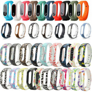 28-Type-Xiaomi-Mi-Band2-Adjustable-Bangle-Soft-Silicone-Strap-Wristband-Bracelet