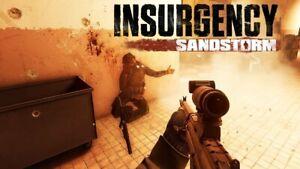 Details about Insurgency: Sandstorm Region Free PC KEY (Steam)