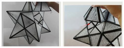Modern Star lighting Ceiling Light Wall Lamp Glass Chandeliers Ceiling Fixtures