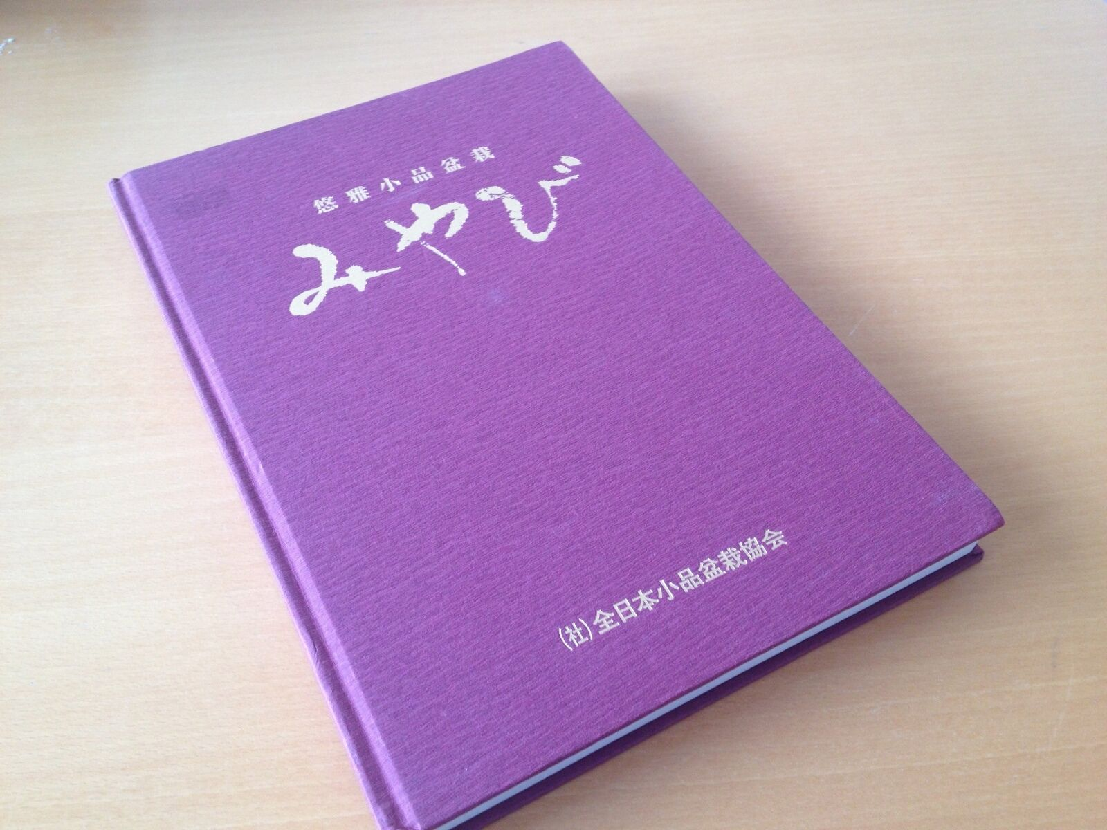 2004 Japanese BONSAI Exhibition Pictorial Record HARD BOOK   247 Pages all Farbe