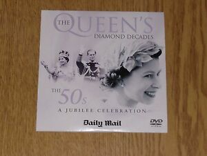 DVD  The Queens Diamond Decades  The 50s A Jubilee Celebration  By Daily Mail - <span itemprop='availableAtOrFrom'>Eastleigh, United Kingdom</span> - DVD  The Queens Diamond Decades  The 50s A Jubilee Celebration  By Daily Mail - <span itemprop='availableAtOrFrom'>Eastleigh, United Kingdom</span>