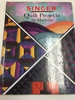 Singer Quilt Projects By Machine