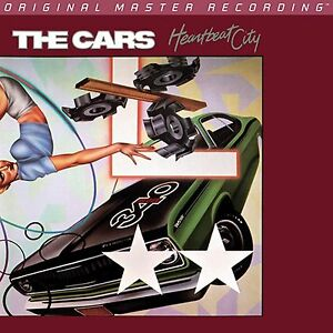 The Cars Sacd Review
