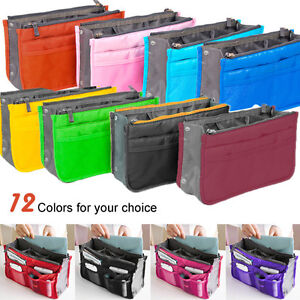 Handbag-Insert-Organizer-Purse-liner-Women-Ladies-Makeup-Organiser-Bag-Travel
