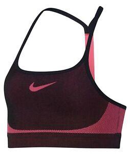Nike-Dry-Color-Block-Seamless-Girls-Sports-Bra-XL