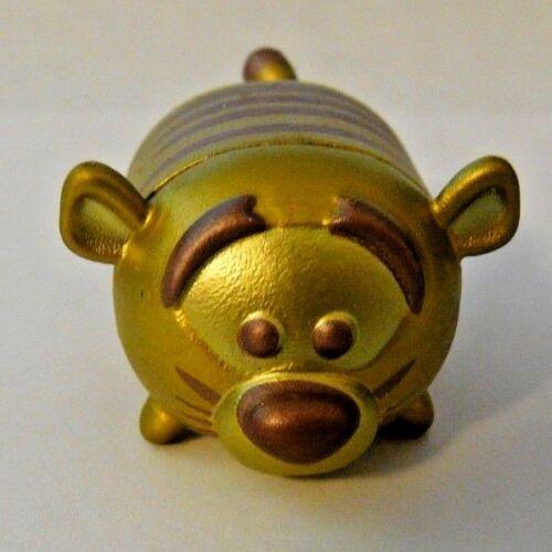 Disney Tsum Tsum #G14 GOLD TIGGER Mint OOP
