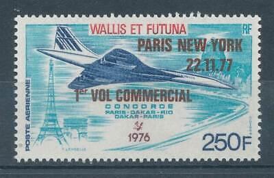 234648 Luftfahrt Wallis Und Futuna Nr.291** Föugzeuge Concorde Eine GroßE Auswahl An Waren Briefmarken