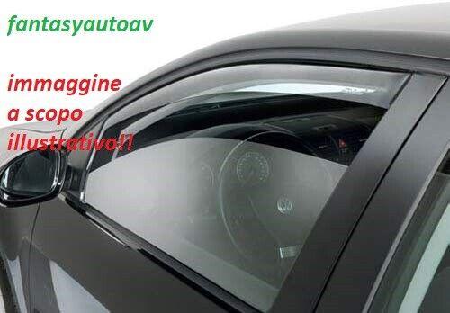 Antivento Antipioggia Deflettori aria  Fiat  Panda 312 Dal 2012 /> Farad