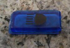 Harley 71151-92 BLUE OEM HIGH BEAM Light Lens Signal Indicator NOS NEW OBSOLETE
