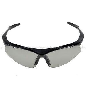 TOPEAK Cycling Polarized Photochromatic 2014M PRO Sport Glasses Black Lenses