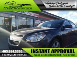 2012 Chevrolet Malibu LT Platinum Edition | Everyone Approved |