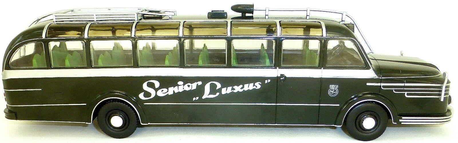 Krupp Titan 080 Senior Luxus Hartje 1951 Bus Ixo 1 43 Neuf et Emballé  ACBUS038