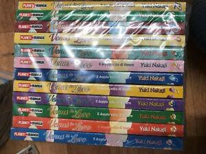 VENUS-IN-LOVE-da-1-a-12-Planet-Manga
