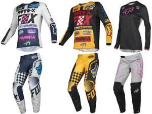 5563cdf8cab 2019 Fox Racing KIDS 180 Gear Combo Boys Girls Motocross Dirt Bike ...
