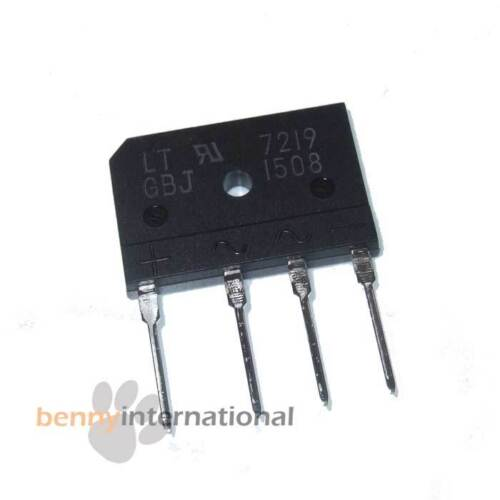 15A 800V GBJ1508F GLASS PASSIVATED BRIDGE RECTIFIER DIODES