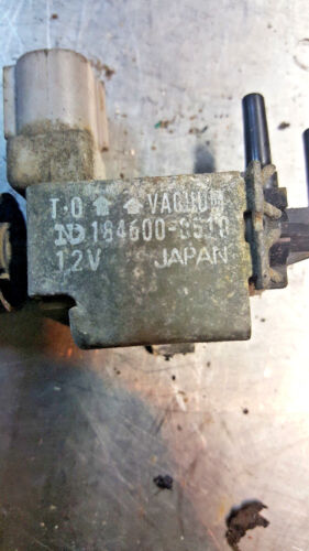 89-95 TOYOTA TRUCK 3vze 3vz 22re VSV VACUUM SWITCH VALVE 184600-0510 AC IDLE UP