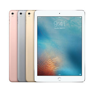 Apple-iPad-Pro-9-7-inch-32GB-034-Factory-Unlocked-034-WiFi-4G-LTE-iOS-Tablet