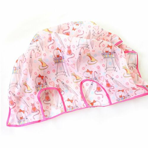 Foldable Shopping Cart Cushion Pad Protection Seat Cover Safety Belt Chair Mat