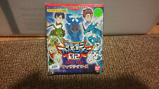 Digimon Adventure 02 Tag Tamers Wonderswan Japan Complete Rare w/ Card US Seller