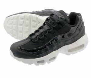 Details zu Nike Air Max 95 SE Gr. 38 US7 UK4.5 Sneaker Damen WMNS AQ4138 001 Schwarz Black