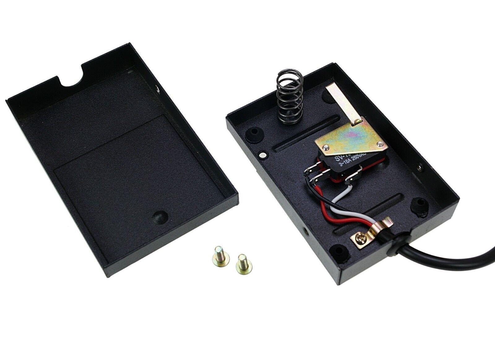 Fußschalter Schutzhaube Trittschalter Industrie Fußpedal Schalter Fernschalter | | | Kostengünstiger  dba2e4