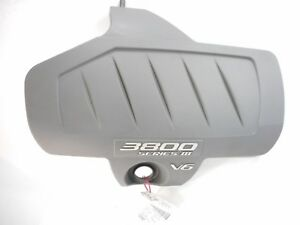 05 2005 Buick Lacrosse 3 8l V6 Engine Appearance Cover Oem Ebay