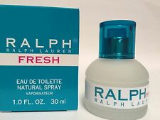 RALPH FRESH Women Perfume  by RALPH LAUREN 1.0 OZ edt Spray New In Box No CELLO