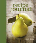 Recipe Journal by Alicat Trading Pty Ltd (Notebook / blank book, 2011)