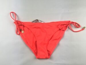 925497f000 Image is loading Topshop-Neon-String-Bikini-Nordstrom-NWT-Gold-Detail-