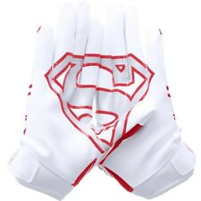 Under Armour F5 Alter Ego Football Gloves  Superman Mens XLarge Red White