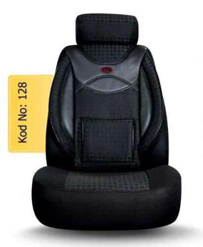 Schonbezüge Sitzbezug  Sitzbezüge Opel  Zafira B  Fahrer /& Beifahrer 128