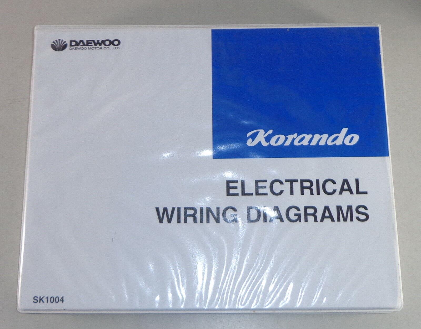 Surprising Schaltplane Ssangyong Korando Stand 2000 Elektrische 10 Otnnaj5270 Wiring Cloud Philuggs Outletorg