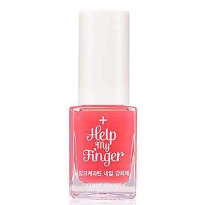 [Etude House] Help My Finger Pink Keratin Nail Strengthener 10ml