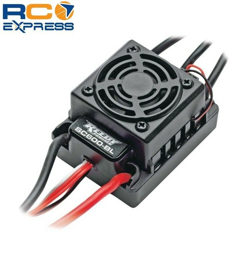 Associated Reedy SC600-BL Sensorless Brushless ESC ASC29185