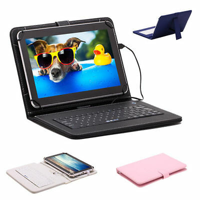"""iRULU eXpro 10.1"""" Android 5.1 Quad Core Bluetooth 8GB Tablet PC w/ Keyboard NEW"""