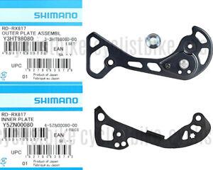 Shimano Ultegra RD-6800 Inner//Outer Plate Set NIB New For SS Rear derailleur