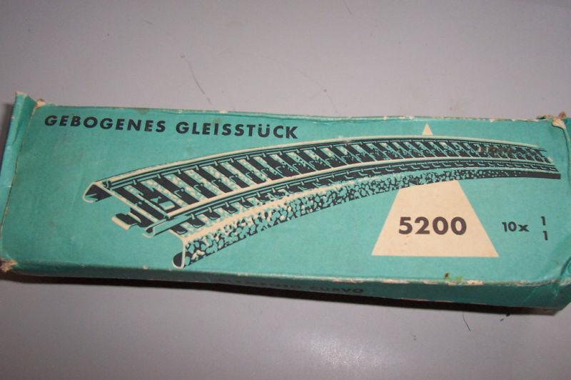 Marklin 5200 Original box 8 pieces vintage from 1967