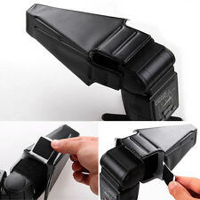 Foldable Flash Snoot Reflector Diffuser Softbox for Yongnuo YN-467 560 568EX 468