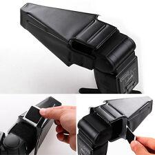 Foldable Flash Snoot Reflector Diffuser Softbox for Yongnuo YN-467 560 568EX 468