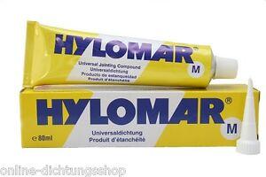 HYLOMAR-M-80ml-Dichtmasse-Universaldichtung-blau-kostenloser-Versand