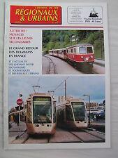 Chemins de fer régionaux et urbains 282 2000 tramways en France Autriche