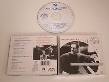 ANDY LAVERNE TRIO/TIME WELL SPENT(CONCORD JAZZ CCD-4680) CD ALBUM